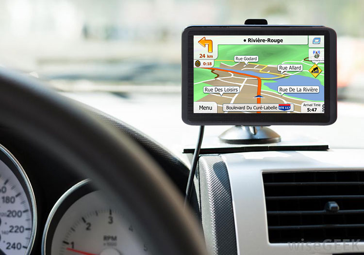 Инструкция за GPS навигация