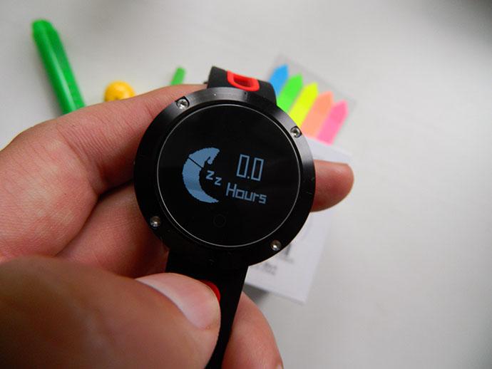 DM58 — умен часовник и фитнес гривна 6
