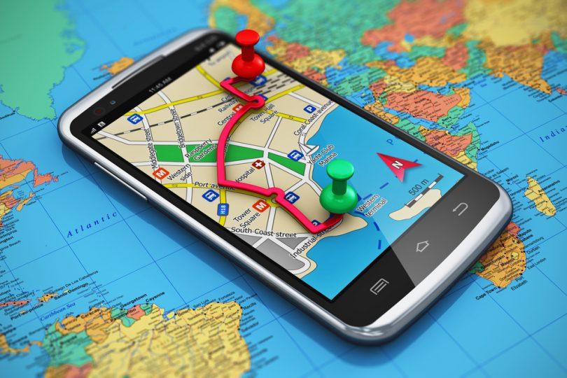 Как да използваме мобилен телефон като GPS тракер