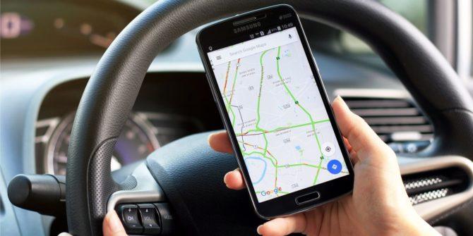 Как да използваме мобилен телефон като GPS тракер 1