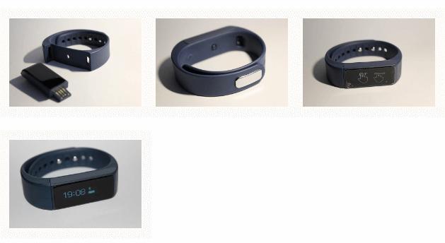 Смарт-гривната I5 Plus приема с лекота екстрема 2