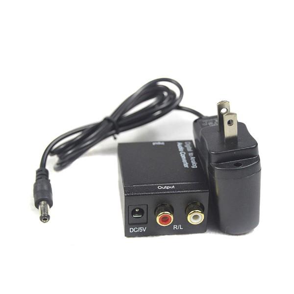 S/PDIF конвертор в аналогов стерео-сигнал 2