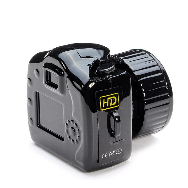 MiniCamera Y2000 - Най-малката в света камера 5