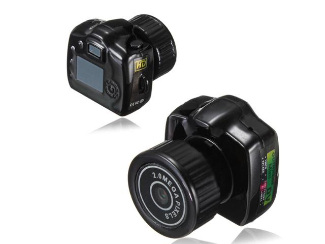 MiniCamera Y2000 - Най-малката в света камера 3