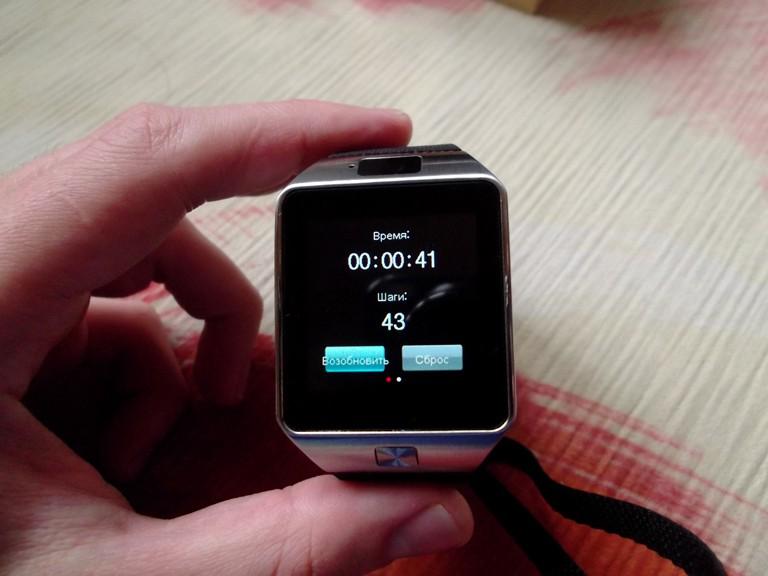 Ревю на умния часовник SmartWatch dz09 клонинг на Samsung Gear 2 за смешна цена 1