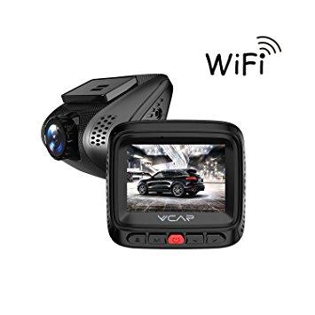 Видеорегистратор с две камери + WiFi и 1080p качество 2